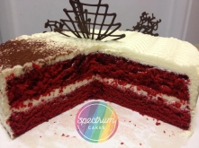 Mmmmn, red velvet if you please!